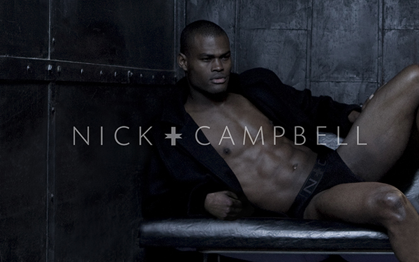 Nick and Campbell
