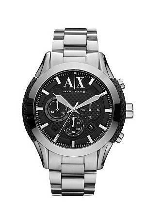 Armani Exchange Chrono Watch