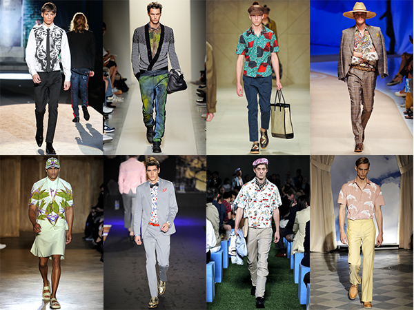 A HOMAGE TO OUR 7 FAVORITE PRINT SHIRTS OF SPRING/SUMMER 2012