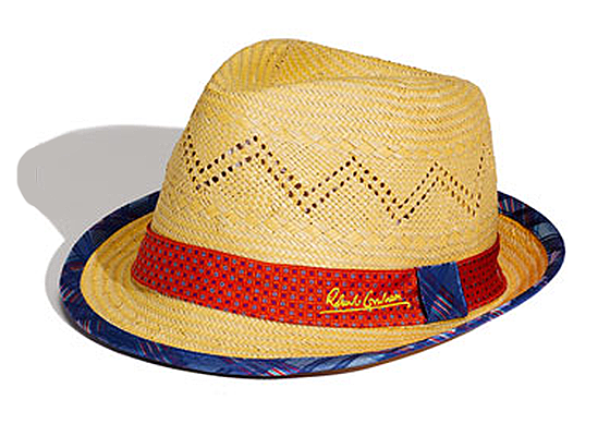Roberg Graham Bruno Straw Hat