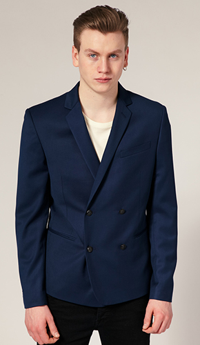 SELECTED CROPPED BLAZER