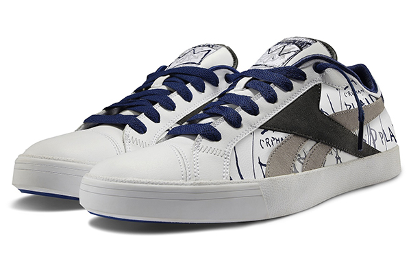 REEBOK + BASQUIAT FALL 2012 TENNIS SHOE