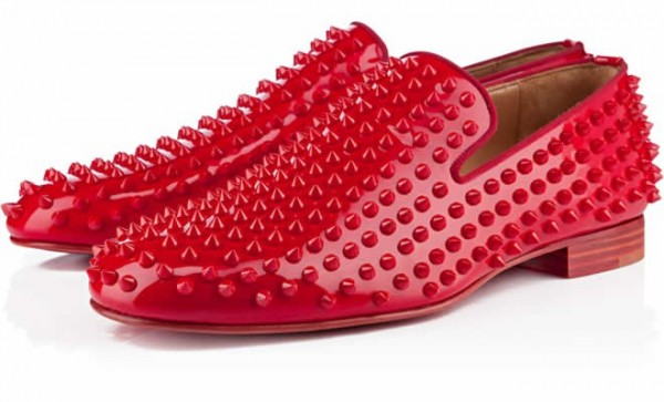 christian louboutin mens loafers