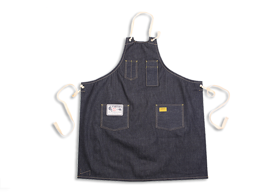 H.W. Carter and Sons Apron cooking style barbecue workshop