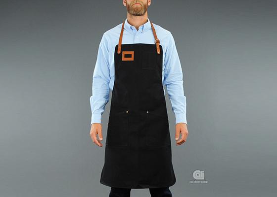 Sandqvist Ekstedt C Store BBQ style Apron barbecue workshop limited edtion men's apron