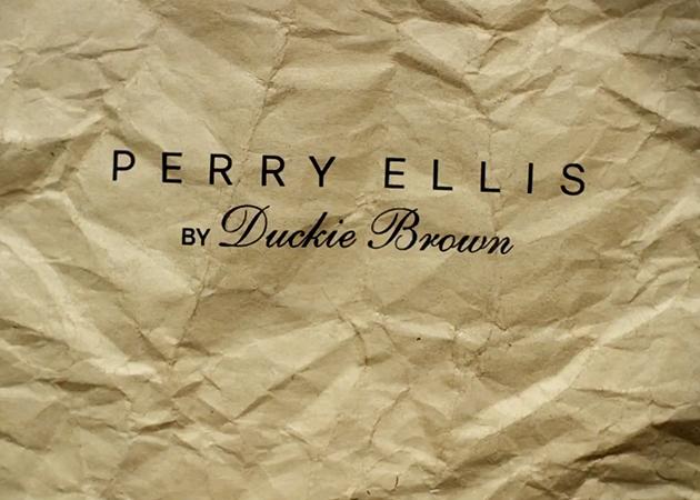 DUCKIE BROWN FOR PERRY ELLIS SPRING 2013 SNEAK PEAK