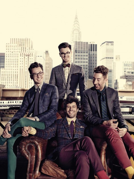 Brooks Brothers Gets Passion Pit, New Format