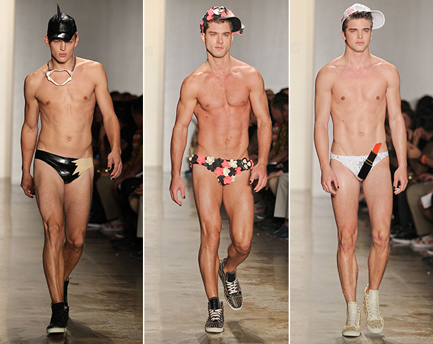 The Blonds Spring 2013 Men: How Girl-Pop's Favorite Designers Would Dress a Man