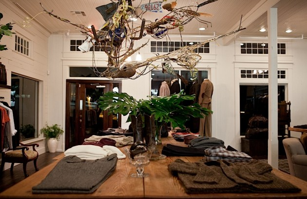 Travel: Billy Reid Just Opened a Store in Austin, Texas