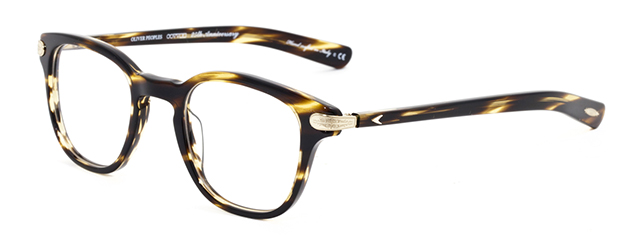 Preview: Limited Edition Oliver Peoples 25th Anniversary Specs