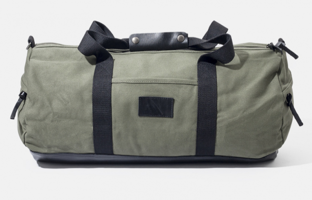 Portage: Saturdays Surf NYC Duffle and Backpack