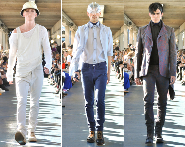Asher Levine Spring 2013: A Is For Acid