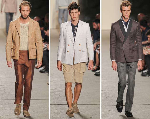 Billy Reid Spring 2013: A More Sophisticated South