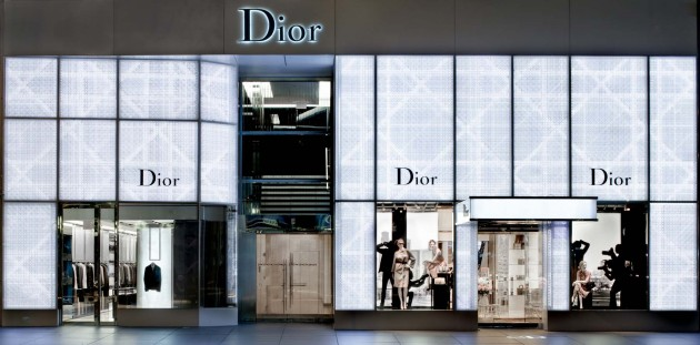 Exclusive Leather Pieces Welcome Back the Dior Homme Flagship