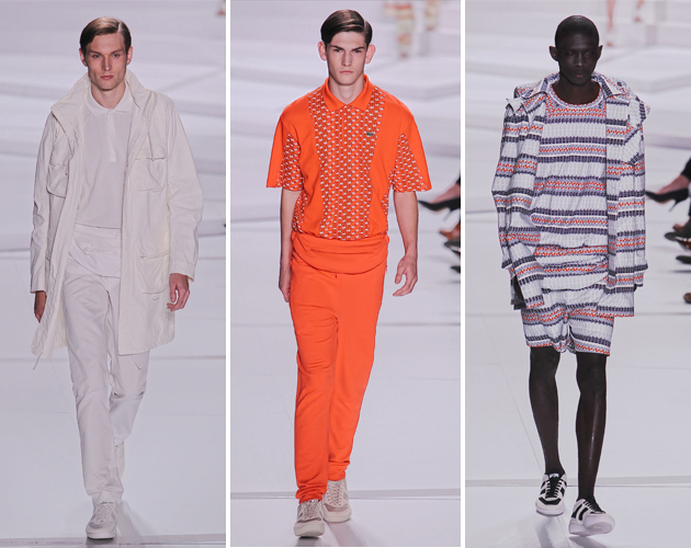 Lacoste Mens Spring 2013: Actually, its 2113