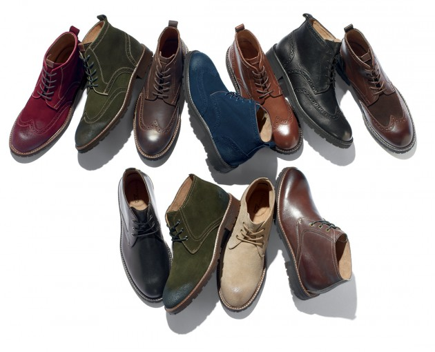 Spring 2013 Florsheim by Duckie Brown, Florsheim Limited: The Modern and the Classic