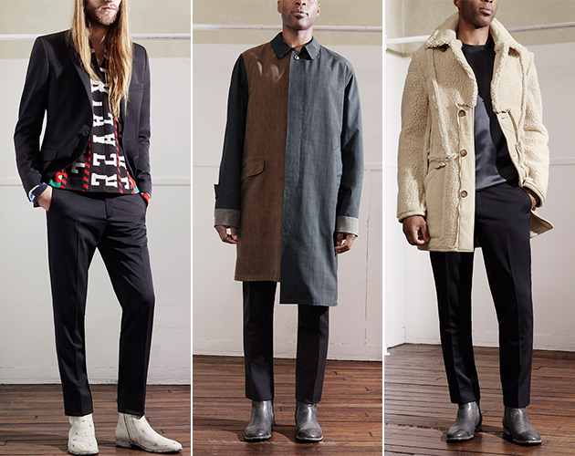 Images Are Here: Maison Martin Margiela with H&M collection