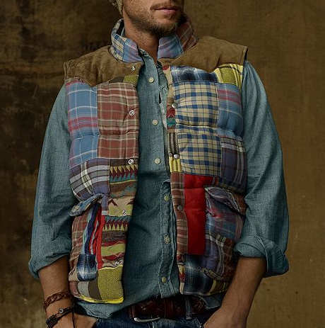 The 5 Ways to Wear a Vest Jacket This Fall