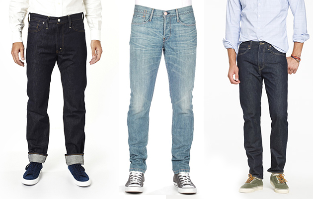 The Tapered Jeans to Wear For Fall
