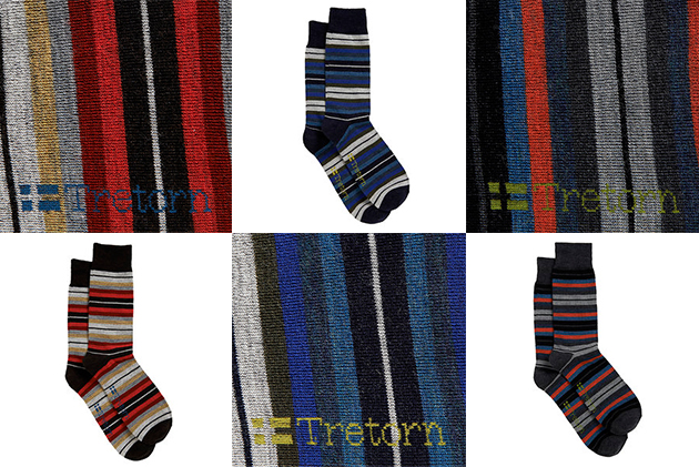 Sock it to Ya: Tretorn Launches a line of Speciality Men's Socks for Winter