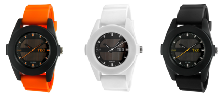 TKO Solar Powered Watches