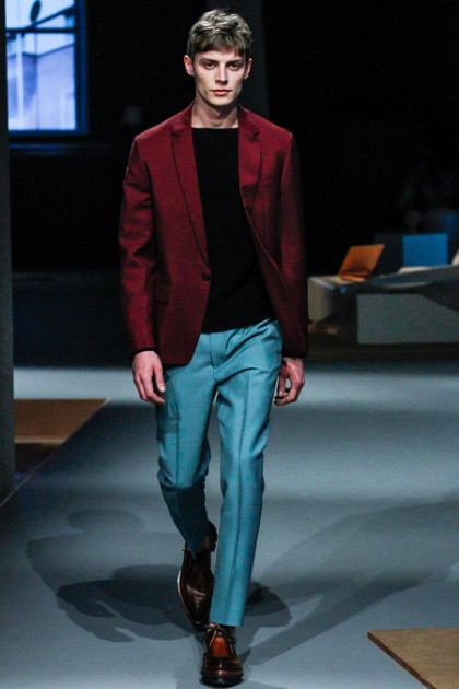 Prada Men's Fall 2013