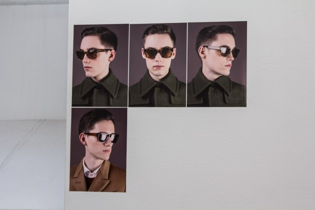 Burberry Fall 2013 Behind the scenes backstage pitti uomo