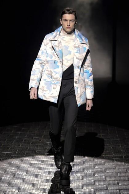Kenzo Fall 2013 menswear