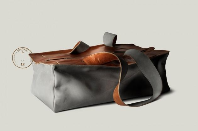 Hard Graft Shore Gym Bag essentials new designer cool mens manly guys