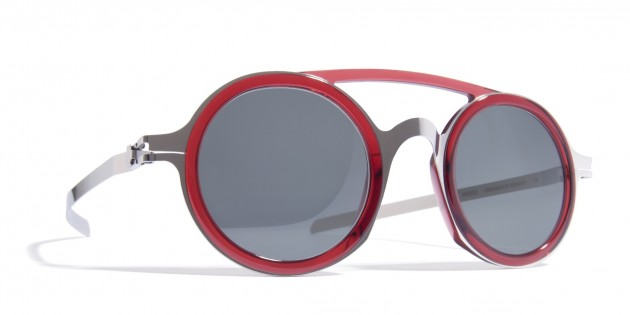 Damir Doma Mytika sunglasses prescription Zeiss lenses acetate stainless steel colors circular round sale launch buy