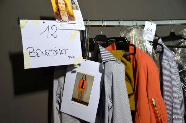Paul Smith Fall 2013 Menswear Backstage paris fashion week male models