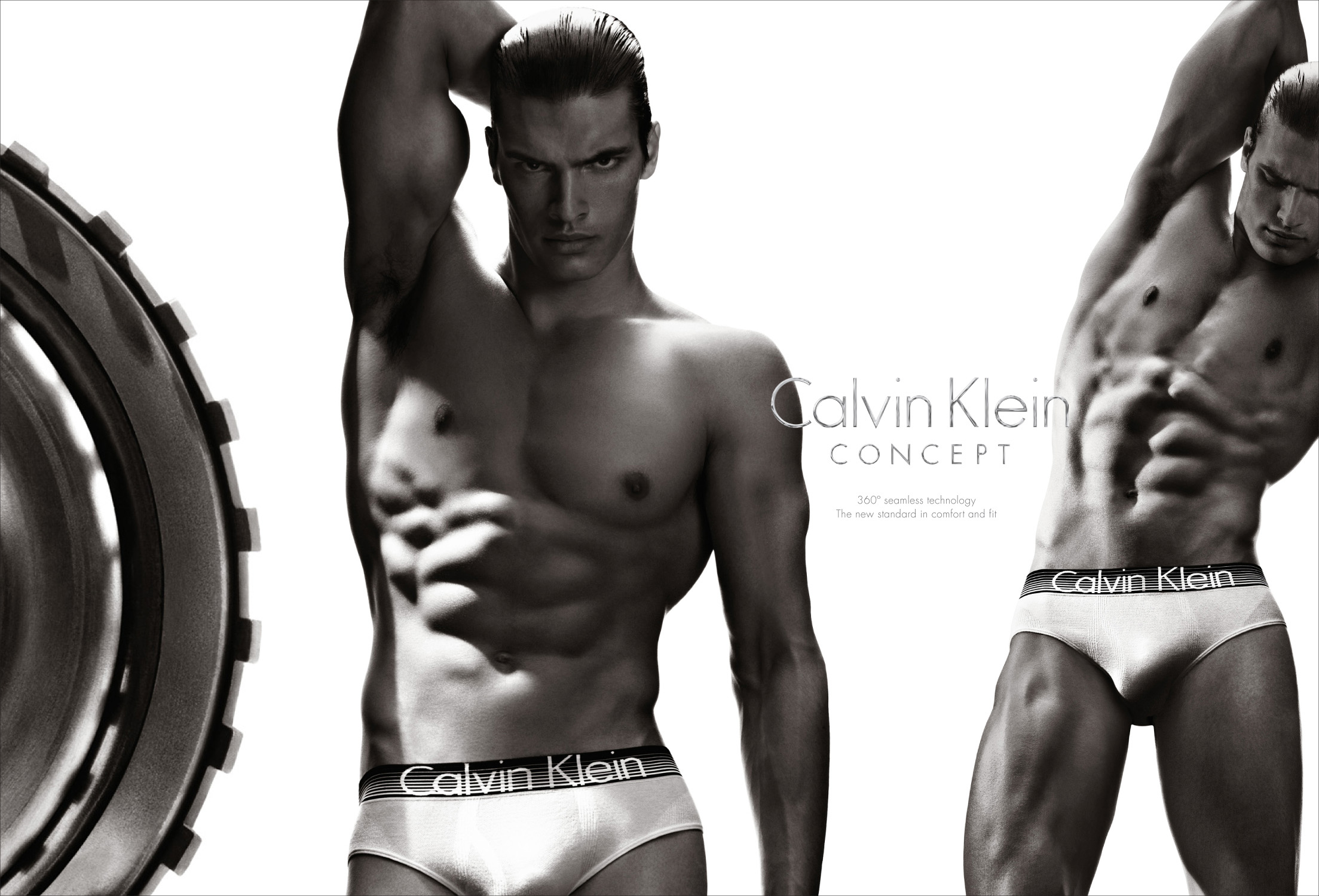 For black and white calvin klein ad reply)))