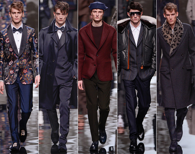 Louis Vuitton Fall 2013 menswear paris fashion week male models marc jacobs kim jones magic moiuntain