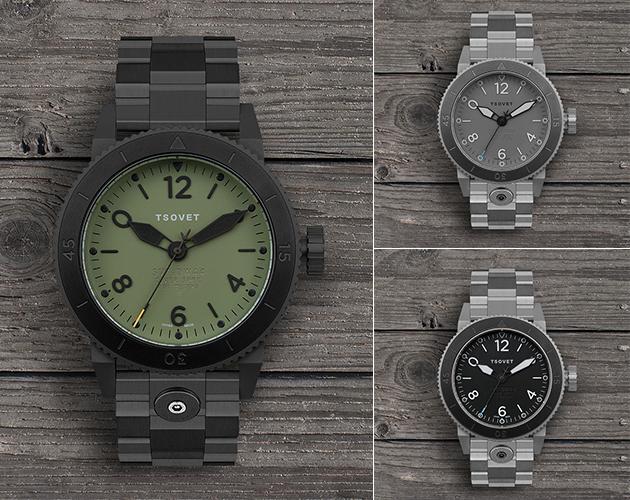TSOVET men's watches luxury
