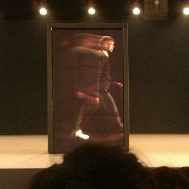 rag and bone fall 2013 menswear new york fashion week runway united visual artists instillation male models david neville marcus wainwright