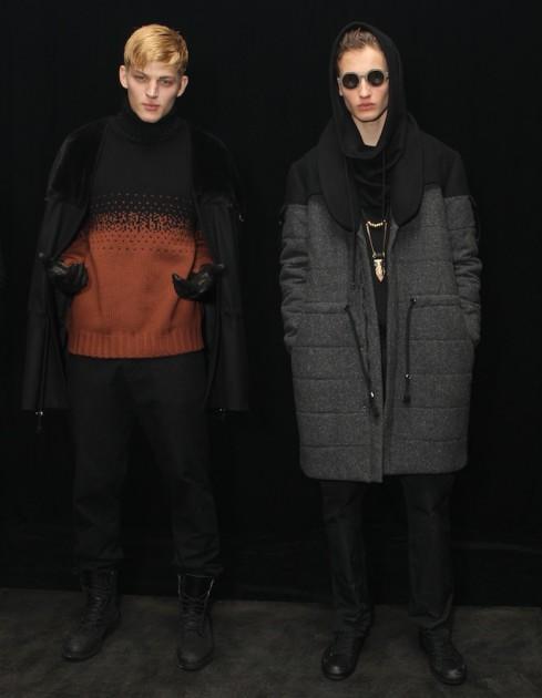 Rochambeau Fall 2013 Menswear Fashion Week New York Milk Presentation