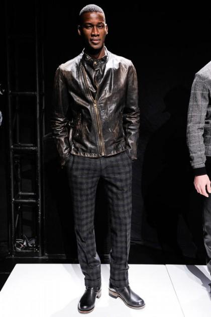 Todd Snyder Fashion Week Presentation Fall 2013 menswear models